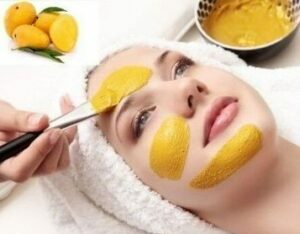 Natural face pack