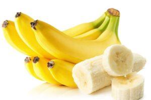 Remove mole from banana