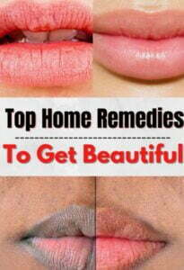 Sensitive lips care